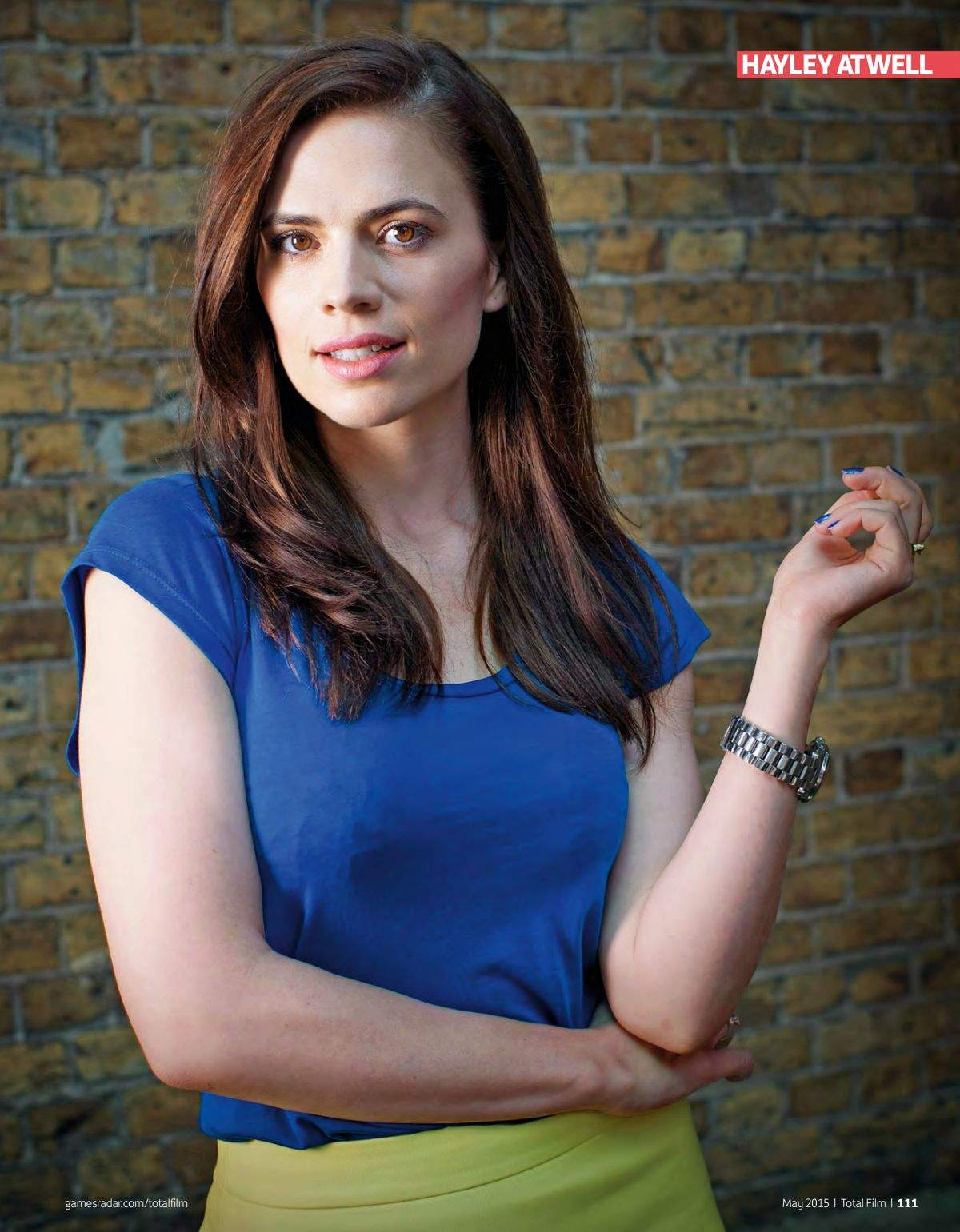 Hayley Atwell Talks To Total Film About Agent Carter Mcuexchange