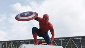 Spider-Man in Civil War