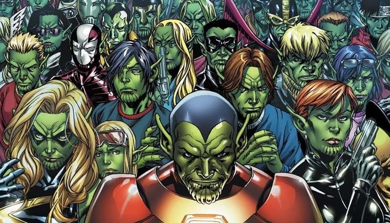 New Casting Breakdown Hints At Which Skrulls To Expect In Captain